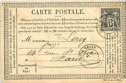 Cpa Précurseur ISSY SUR SEINE 92 à Paris, 1877, Quincaillerie HERCHE - RONNA 21 Grande Rue - Issy Les Moulineaux