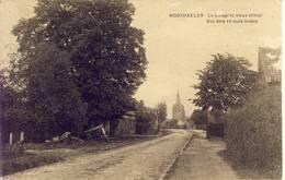 Houthaelen Houthalen Het Dorp En Oude Linden 1927 - Houthalen-Helchteren