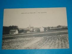 89 ) Aillant-sur-tholon - Vue Générale  - Année - EDIT : Roncelin - Aillant Sur Tholon
