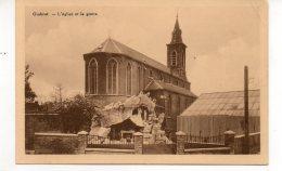 OMBRET  L Eglise Et La Grotte - Amay