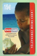 EKO CARD N°23 *** 15€ *** Tirage 5 000 Ex *** (A107-P6) - France