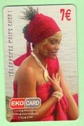 EKO CARD N°24 *** 7€ *** Tirage 10 000 Ex *** (A107-P6) - France