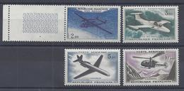 """FR - 1960-64 - Poste Aérienne """" Prototypes """" N° 38 à 41 - XX - MNH - TB - - Poste Aérienne"""