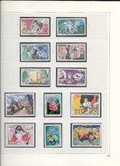 Monaco  MNH 1964 - 1987 + Older MH/USED In 3 High Quality SAFE Ring Binders - Stamps
