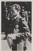 Funerailles De S M Astrid Reine Des Belges Le Roi Leopold III Suivant Le Char Funebre Sep 1935 - Funerali