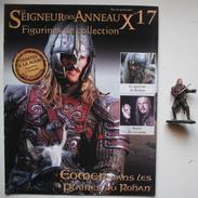 Figurine Le Seigneur Des Anneaux N°17 / éomer Dans Les Plaines Du Rohan - Lord Of The Rings