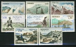 MONACO ( TAXE ) : Y&T N°  56/62  TIMBRES  NEUFS  SANS  TRACE  DE  CHARNIERE , A VOIR  . - Taxe