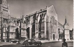 BORDEAUX ANGLE NORD EST DE LA  CATHEDRALE ST ANDRE - Bordeaux