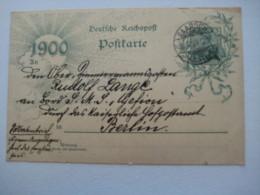 1899 , Karte Aus Gaarden  An SMS  Gefion , Als SOLDATENBRIEF, Rs. Viel Text - Deutschland