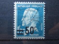 BEAU TIMBRE DE FRANCE N° 222 , XX !!! - 1922-26 Pasteur