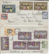 1940 - EQUATEUR - ENVELOPPE RECOMMANDEE AIRMAIL De GUAYAQUIL Pour LA DEMI LUNE (RHONE) - Equateur