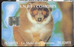 EH8878    COMORE - Comoros