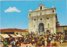 AMERIQUE CENTRALE,GUATEMALA,eglise SANTO TOMAS,SAINT THOMAS - Guatemala