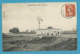 CPA Le Lavoir PEZARCHES 77 - France