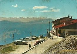 Rifugio Plose (Bolzano, Trentino Alto Adige) Verso L'Ortler, Panorama Estivo, Plose Hutte Gegen Ortler Gruppe - Bolzano (Bozen)
