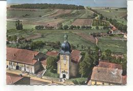 En Avion Au Dessus De 6. Darnieulles, L'Eglise - Autres Communes