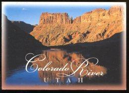 CPM Etats-Unis COLORADO RIVER Rock Reflections In The Colorado River Near Moab - Autres