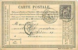 Cpa Précurseur CANY 76 à Rouen, 1877 - Cany Barville