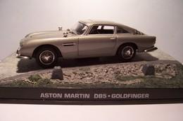 ASTON  MARTIN  DB5 --- GOLDFINGER - Cars & 4-wheels