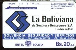 EH9980 BOLIVIE