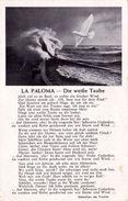 "(1362) 2. WK LIEDERKARTE "" La-Paloma-Die Weiße Taube "" (C-2) - Weltkrieg 1939-45"
