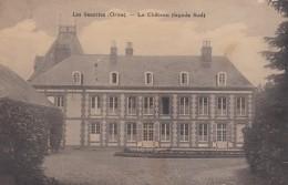 21T - 61 - Les Genettes - Orne - Le Château (façade Sud) - France