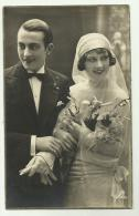 COPPIA SPOSI 1931   VIAGGIATA  FP - Couples