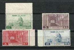 Japon_1936_Inauguracion Del Nuevo Palacio Imperial.