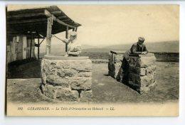 GERARDMER - La Table D'Orientation Au Hohneck - Gerardmer