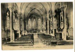 TELOCHE - Le Rancher - Intérieur De La Chapelle - Otros Municipios