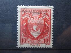 BEAU TIMBRE DE FRANCE N° 537 , XX !!! - 1941-66 Armoiries Et Blasons