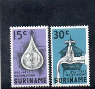 SURINAME 1972 ** - Surinam ... - 1975