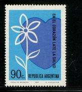 424169646 ARGENTINIE DB 1972 POSTFRIS MINTNEVER HINGED POSTFRIS NEUF YVERT 931 - Argentinien