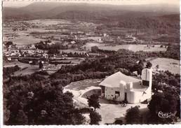 RONCHAMP: Chapelle De Notre-Dame Du Haut (vue Aérienne) - Altri Comuni