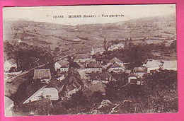 MORRE Doubs - VUE GENERALE  DOS VERT - Frankreich