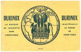 Cou D/ Couverts Durinox   (N= 1) - Buvards, Protège-cahiers Illustrés