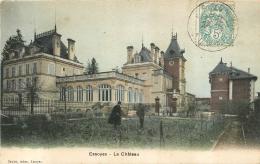 ESSOYES LE CHATEAU - Essoyes