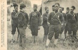 GUERRE 1914 LES TROUPES NOIRES QUI DECIMERENT LA GARDE PRUSSIENNE - Guerre 1914-18