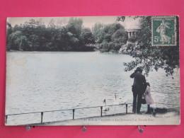 75 - Paris - Bois De Vincennes - Lac Daumesnil Et Temple Grec - 1908 - Scans Recto-verso - Arrondissement: 12