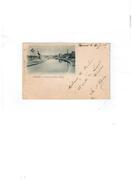 Carte Postale De Rennes - Vue De La Riviére Vilaine - 26/09/1900 - Rennes