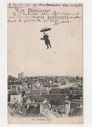 Huriel Un Bonjour En Passant - G. Chaumont - Frankreich
