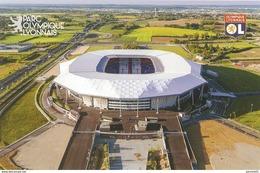 PARC OLYMPIQUE LYONNAIS -STADE STADIUM STADIO STADION ESTADIO LYON DECINES - Lyon