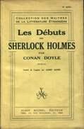 Doyle Les Debuts De Sherlock Holmes Ed Albin - Ferenczi