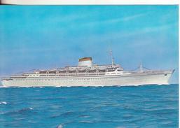 114-I Transatlantici Di Flotta Italia-Nuova-New - Barche