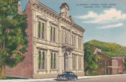 Nevada Virginia City Storey County Court House