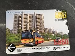 Ticket Subway / Metro Tokyo - Europe