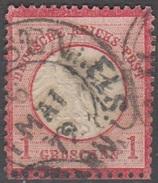 Allemagne Empire 1872  N° 4 Aigle En Relief    (D16) - Germany