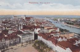 Magdeburg - Blick Vom Dom * 18. 9. 1917 - Maagdenburg