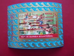 Guinée Equatoriale Canoé Montréal 76 JO