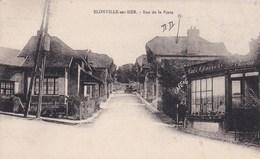 Blonville Sur Mer , Rue De La Poste - France